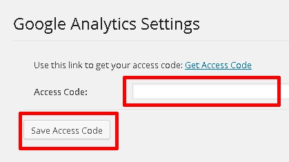 Analytics-setting-code